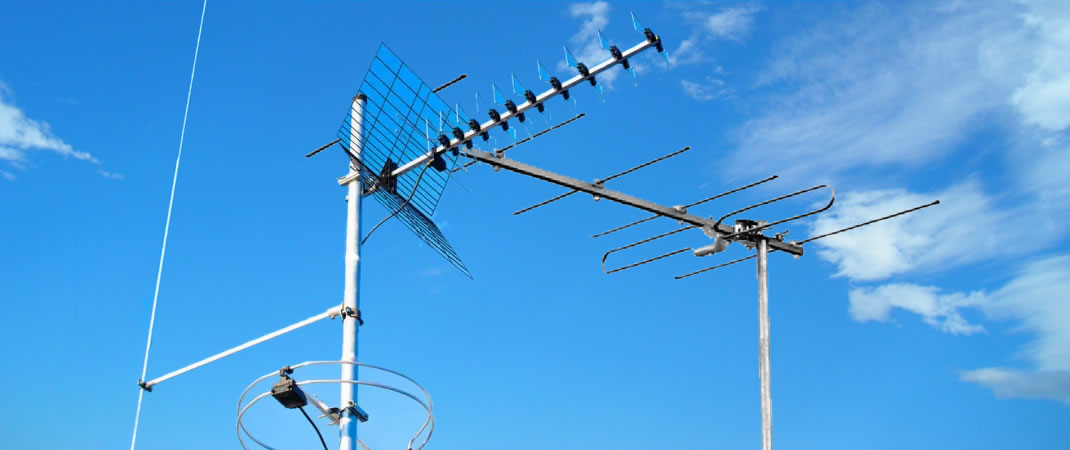 Vallerano - Antenne Digitali a Vallerano